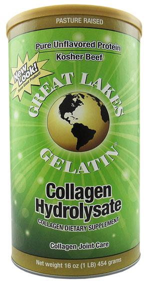 Collagen hydrolysate - Collagen Supplement (Great Lakes Gelatin)