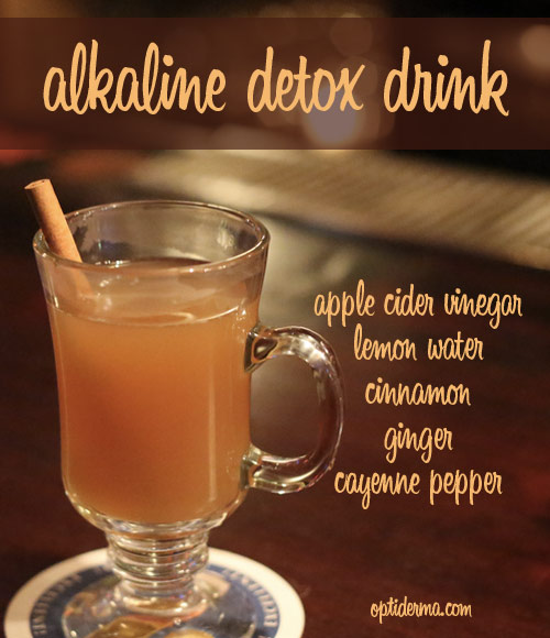 Looking for a Drink that Contains Alkaline Foods? Try this Alkaline Detox Drink!