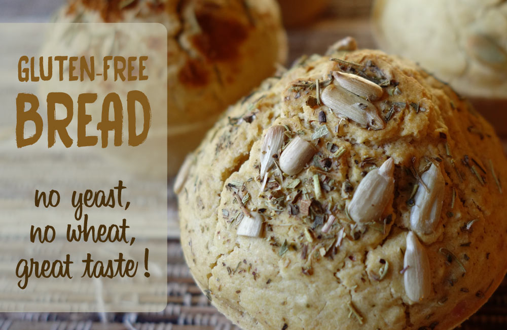 Substitute For Yeast In Bread Dough Recipe With Baking Powder