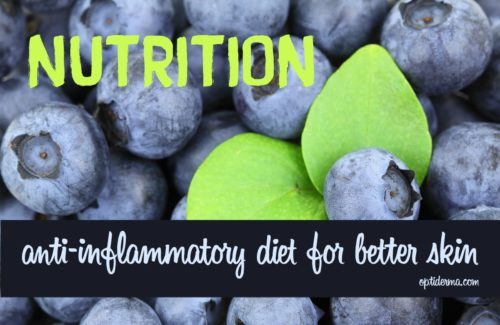 Anti-Inflammatory Diet for Skin