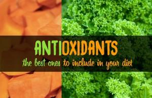 antioxidant foods vitamin C A diet