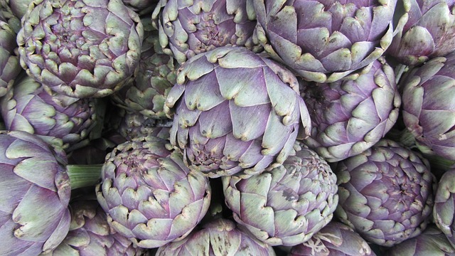 Artichoke, dandelion & milk thistle for Psoriasis