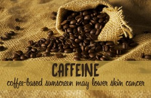 skin cancer caffeine