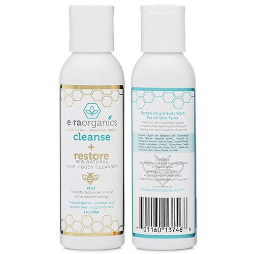 Era Organic Cleanser for Oily Skin