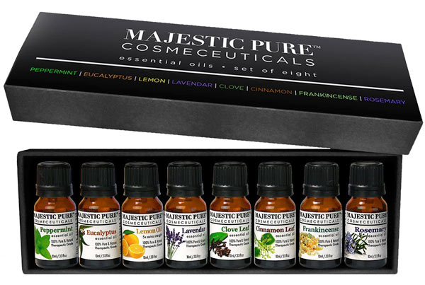 Essential Oils Set Beauty Gift