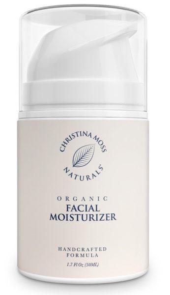 Organic Facial Moisturizer Skincare Gift