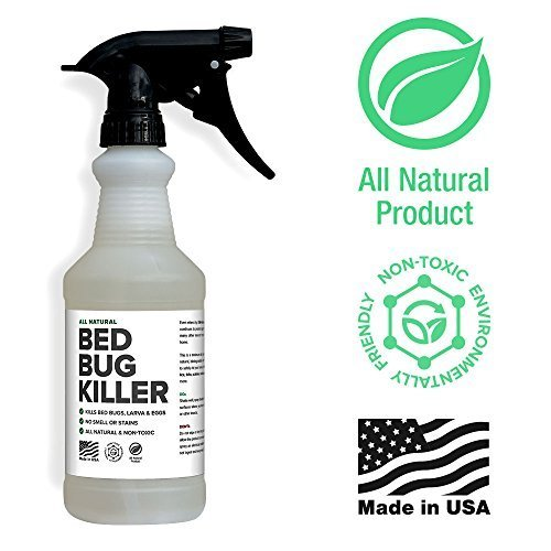 Killer Green Bed Bug Spray