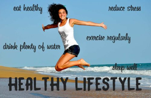 Healthy Lifestyle for Better Skin
