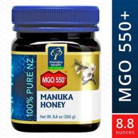 Manuka Honey for Sunburned Lips