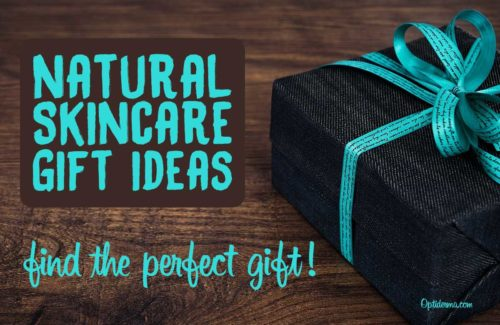 Natural Skincare Gifts