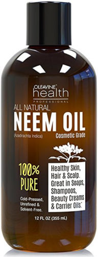 Neem Oil Flea Repellent