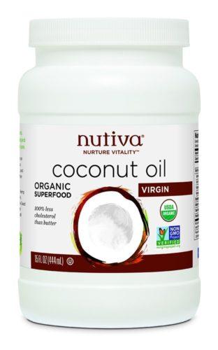 Nutiva Coconut Oil - Vaginal cream