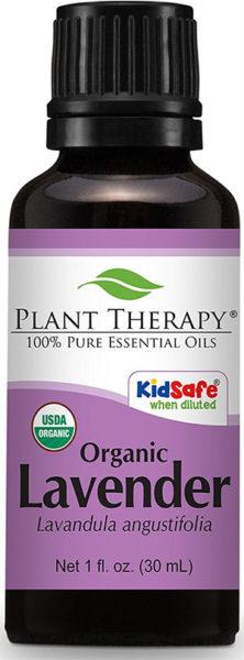 Organic Lavender Essential Oil for Mosquito Bites