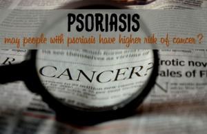 psoriasis cancer