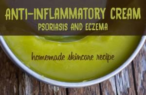 Anti-Inflammatory Beeswax Cream for Eczema and Psoriasis