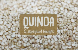 is quinoa good for you