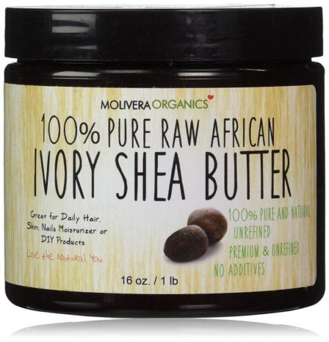 Organic Shea Butter Skincare Gift