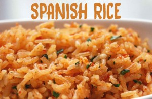 Spanish rice in rice cooker recipe