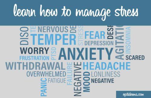 Stress & Skin