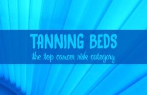 tanning beds cancer risk