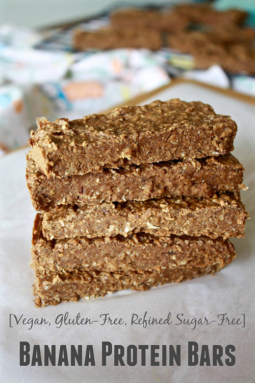 Almond butter Protein Bars