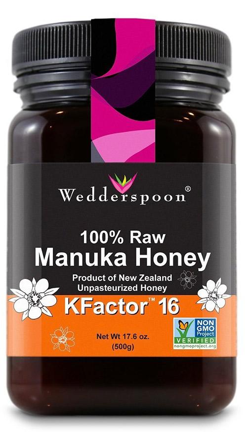 Wedderspoon Manuka Honey - The Best Manuka Honey Brands