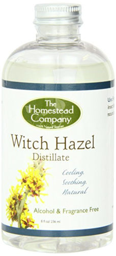 Witch Hazel for Scrapes