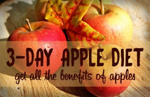 3 day apple diet