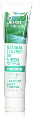 Neem Toothpaste (Desert Essence)