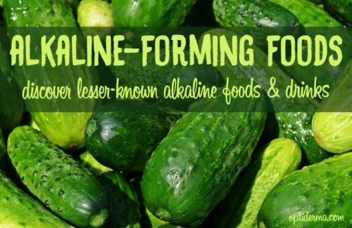 Alkaline Foods & Drinks