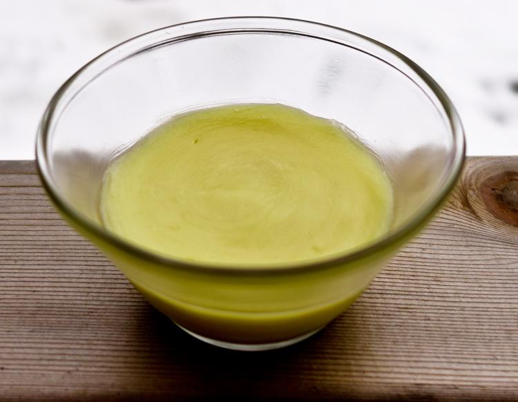 DIY Beeswax Cream Psoriasis & Eczema
