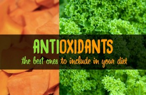 antioxidant foods vitamin C A diet