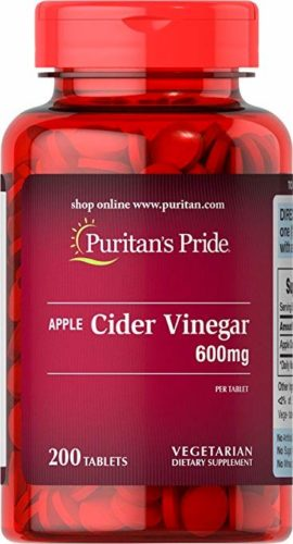 Apple Cider Vinegar Tablets - Puritan's Pride