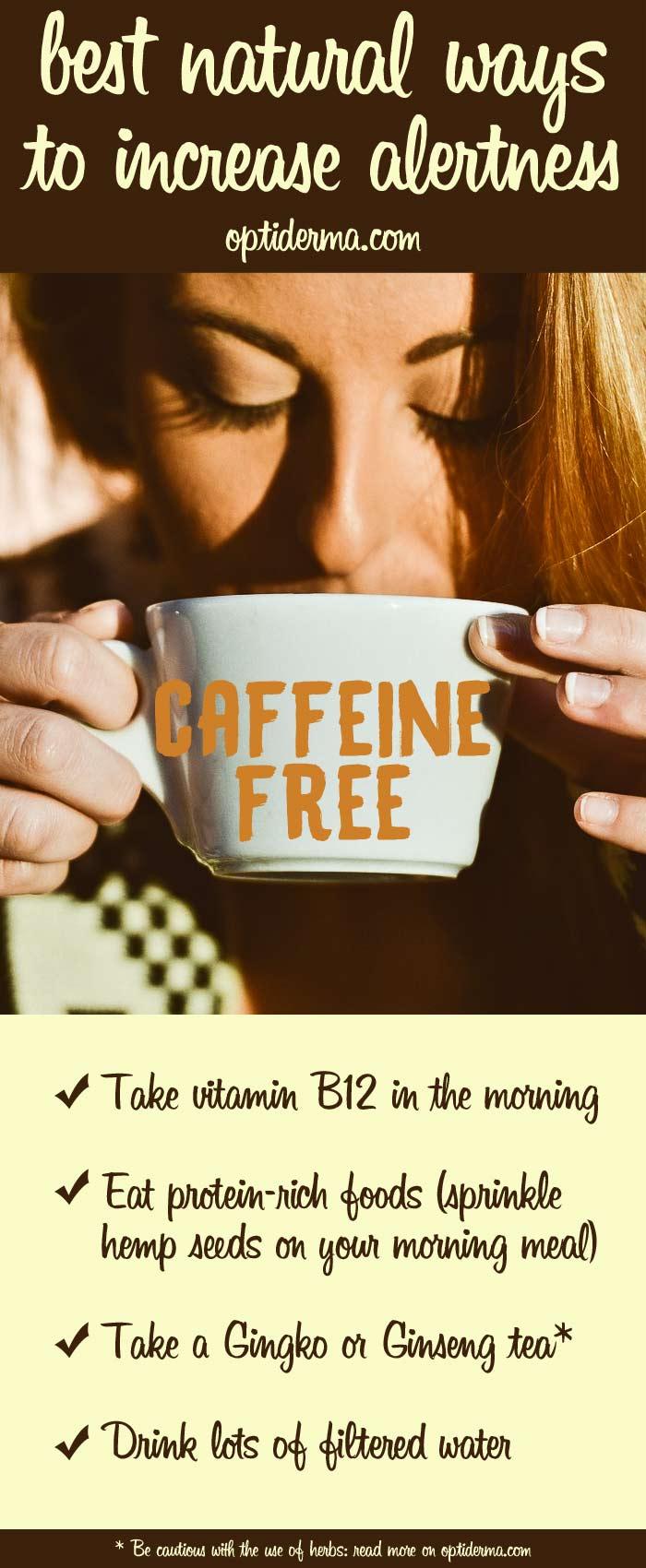 Best Natural Alternatives to Caffeine
