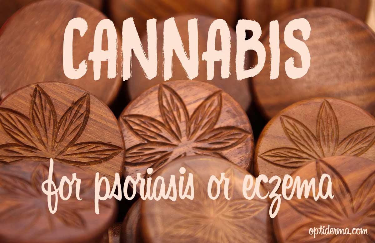Cannabis for Psoriasis and Eczema