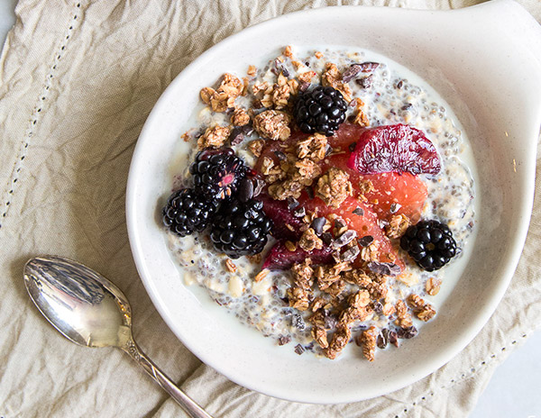 Oatmeal Breakfast Bowl