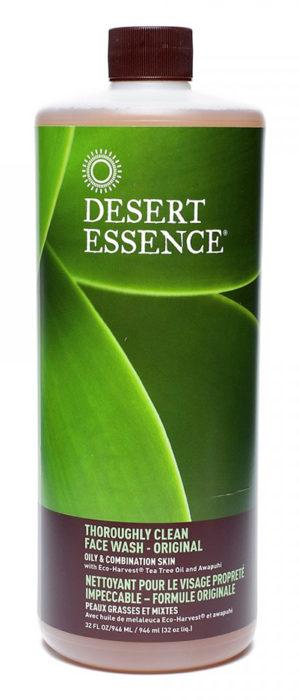 Organic Cleanser Desert Essence