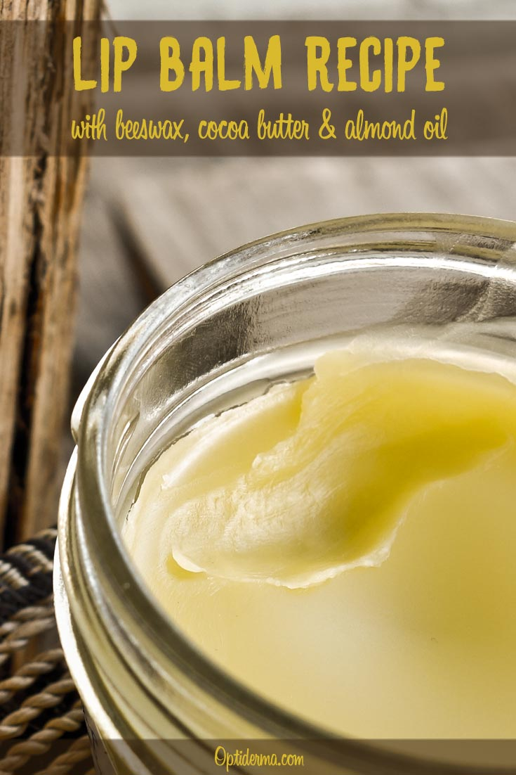Easy Lip Balm Recipe