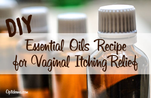 Essential Oils Recipe for Vaginal Itching Relief