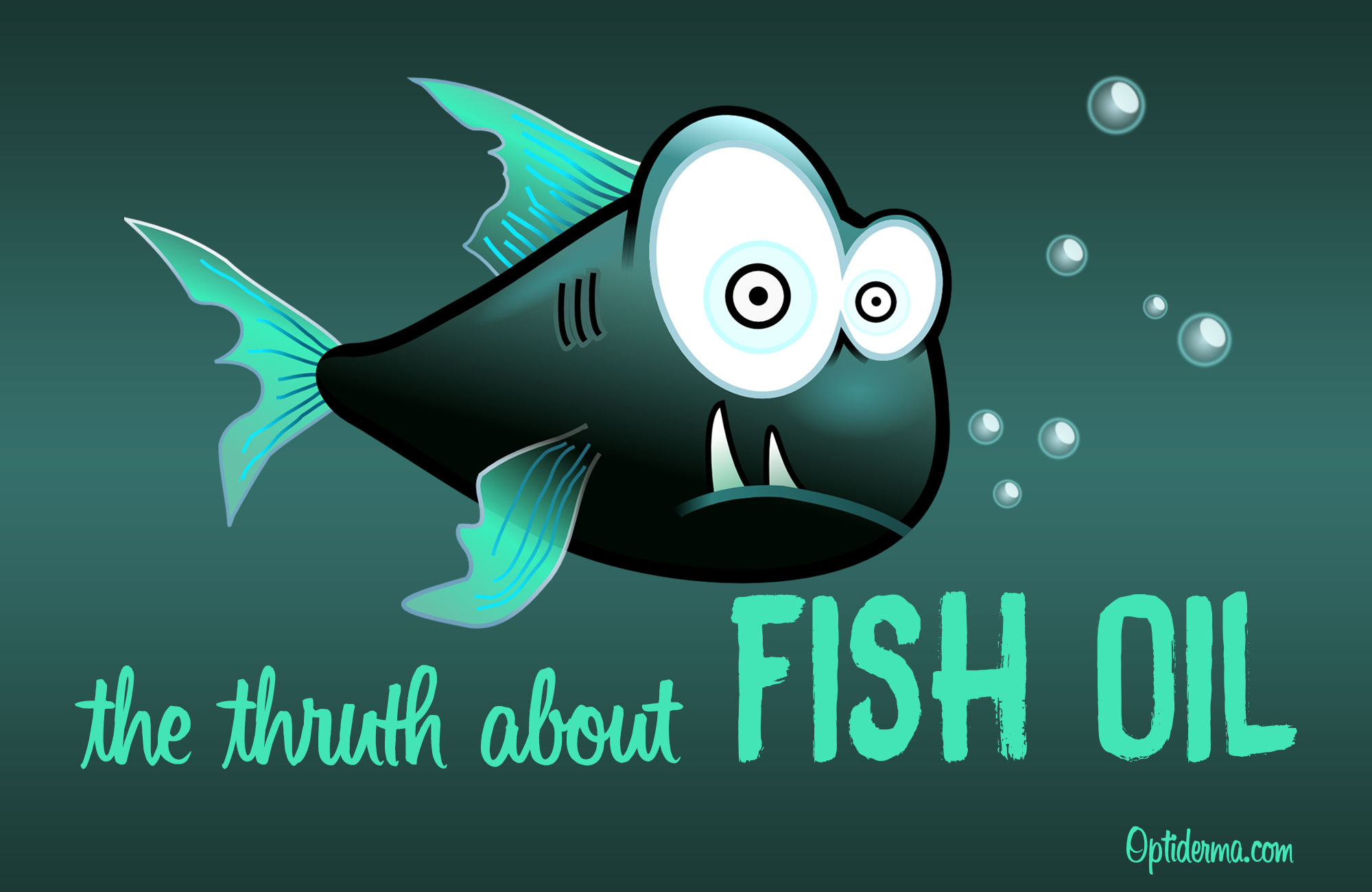 What you Need to Know about Fish Oil and Omega-3