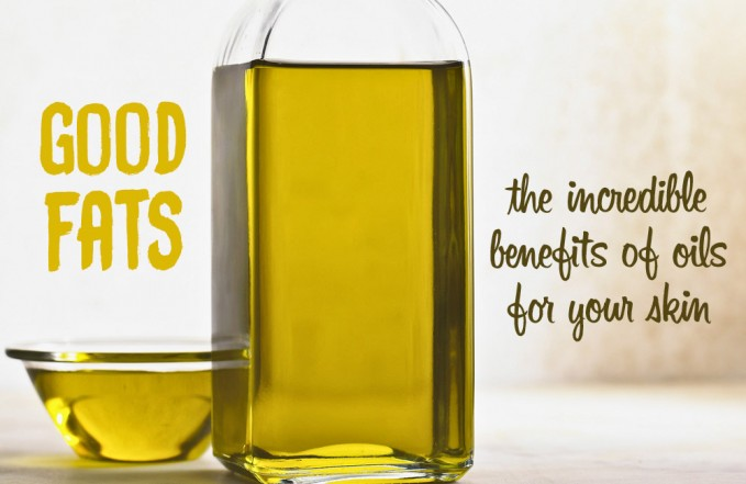 benefits of oils for skin