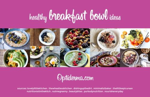 Healthy Breakfast Bowl Ideas