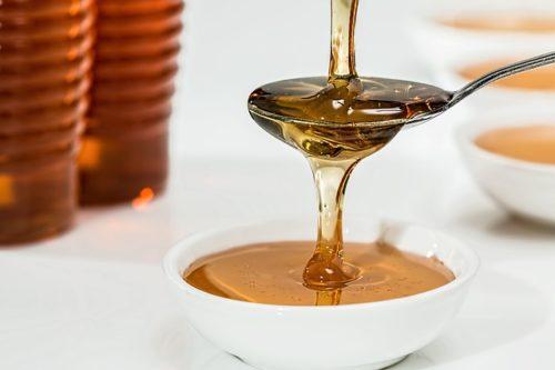 Honey for mosquito bite