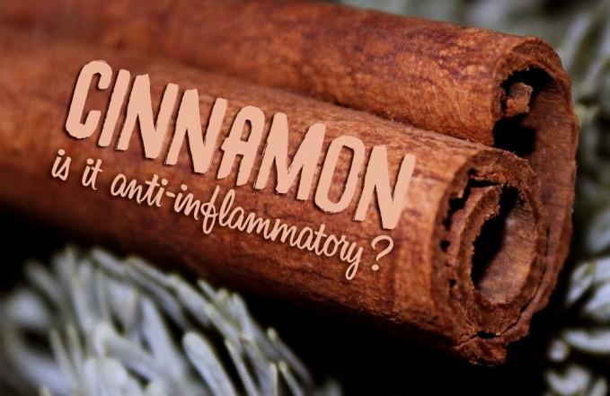 cinnamon anti-inflammatory