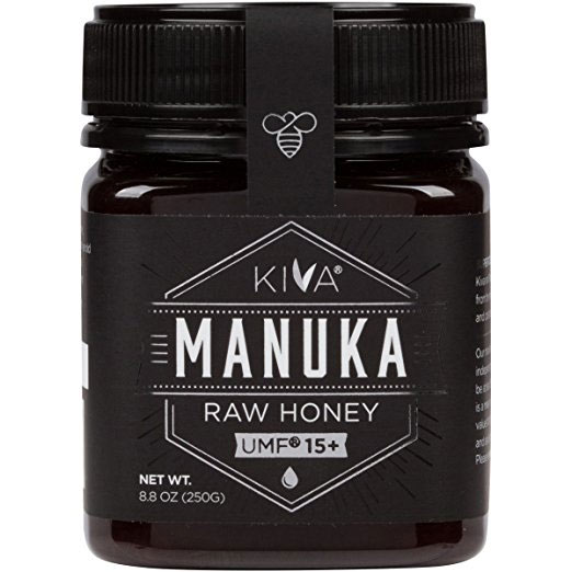 Best Manuka Honey Brand : Kiva