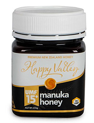 Manuka Honey for Wounds to Heal Faster