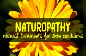 naturopathy skin conditions