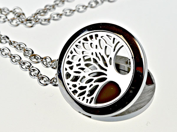 Necklace Essential Oil Diffuser Gift