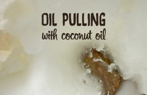 when should oil pulling be done