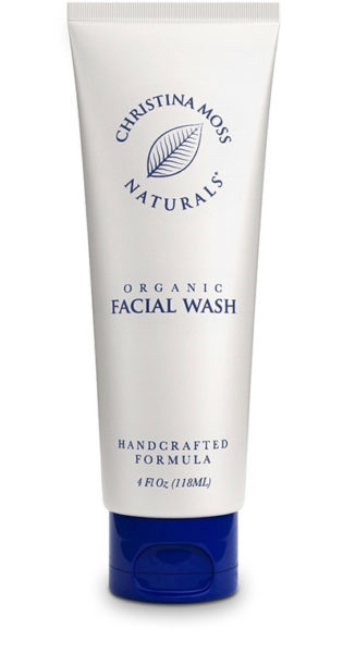 Organic Face Wash for Oily Skin Christina Moss